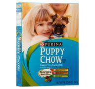 PURINA PUPPY CHOW 16 OZ