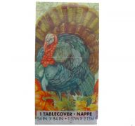 TRADITIONAL THANKSGIVING TABLECOVER 54 X 84 INCH