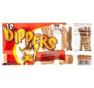 JR DIPPERS CHEESE DIP STICKS 3.43Z