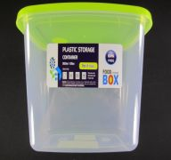 PLASTIC STORAGE CONTAINER 105Z