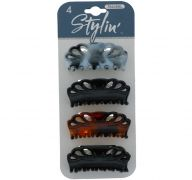 LARGE CROWN CLIPS 4 PACK
