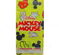MICKEY MOUSE TABLE COVER 54 X 84 INCH