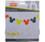 MICKEY MOUSE BANNER 7 FT