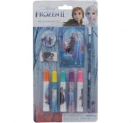 DISNEY FORZEN 2 9PC STATIONERY SET