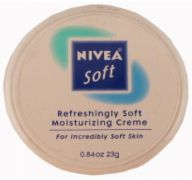 NIVEA SOFT CREME 23G