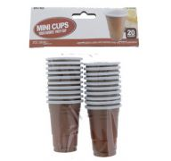 MINI CUPS COPPER