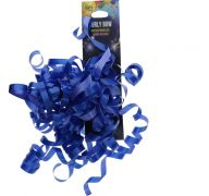 ROYAL BLUE CURLING BOW