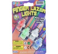 FINGER LAZER LIGHTS