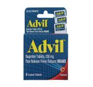 ADVIL PAIN RELIEVER 6CT