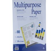 White Multipurpose Paper