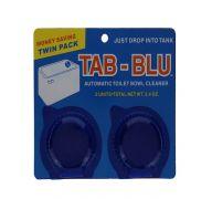 TOILET BOWL TABLETS TAB BLUE 2PC