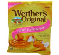WERTHERS ORIGINAL SOFT CARAMEL
