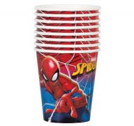 SPIDERMAN 9 OZ CUPS