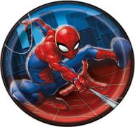 SPIDERMAN 9 IN PLATES