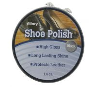 SHOE POLISH BLACK 1.4Z