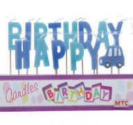 CANDLE HAPPY B-DAY