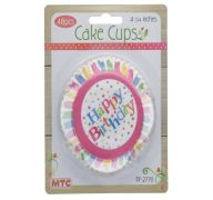 CAKE CUPS HAPPY B-DAY