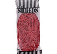 RED CRINKLE SHRED  XXX