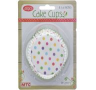 CAKE CUPS DOTS