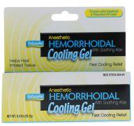 HEMORRHOIDAL COOLING CREAM