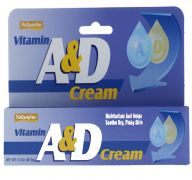 VITAMIN A AND D CREAM