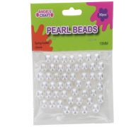PEARL BEADS-WHITE LARGE