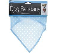 POLKA DOT BANDANA FOR DOGS