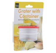 GRATER W CONTAINER