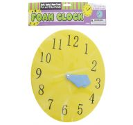 TOY CLOCK FOAM