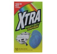 XTRA HEAVY DUTY SOAP PADS 10 COUNT