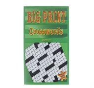BIG PRINT CROSSWORDS VOLUME #11
