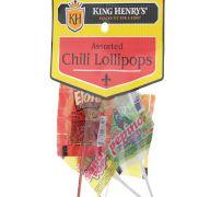 Chili Lollipops