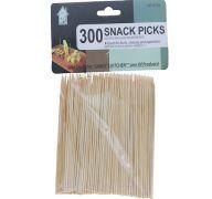 SNACK PICKS 300PCS