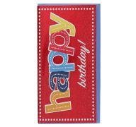 HANDMADE Birthday General Greeting Cards - Large