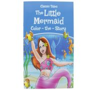 CHILDRENS ACTIVITY BOOK - Color The Story