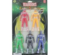 WARRIOR 5 PCS