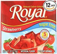 ROYAL GELATIN 2.8Z-STRAWBERRY