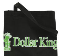 DOLLAR KING SHOOPING BAG